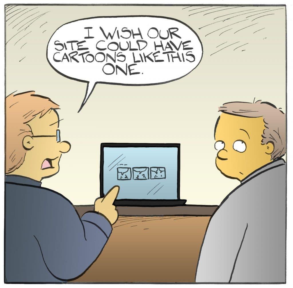 Comic Development