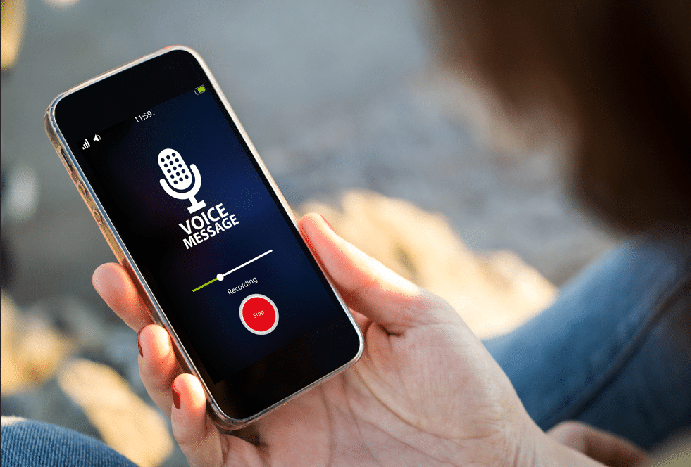 Voice Recognition meets Marketing