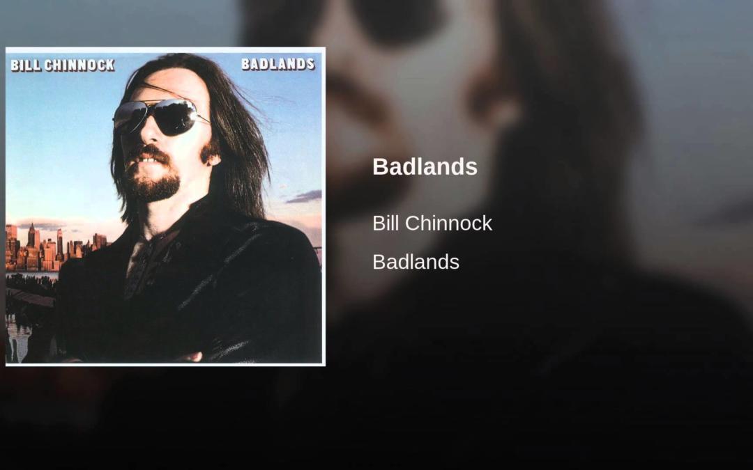 Bill Chinnock: A Remembrance