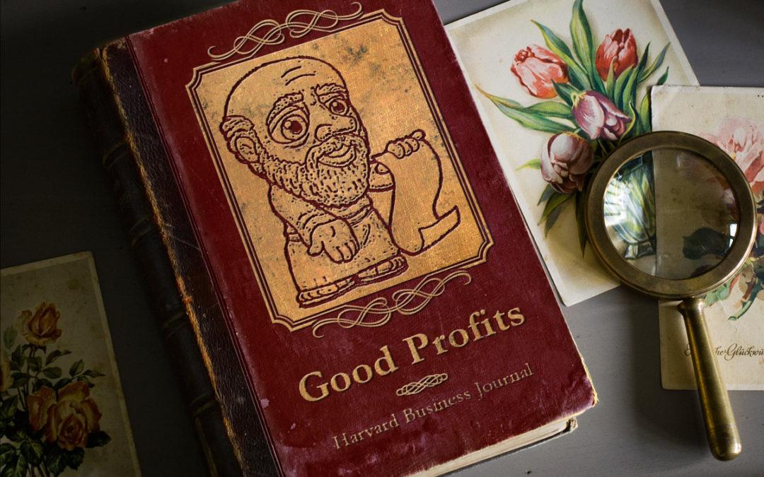 The New Prophet of Profit
