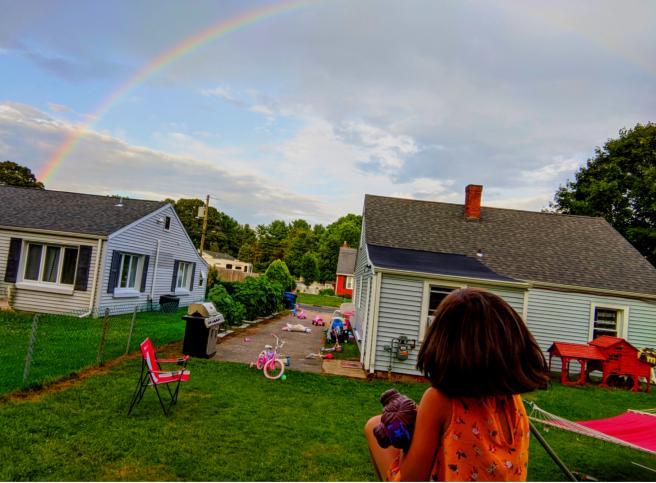The Rainbow of Life
