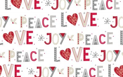 Peace, Love, and Joy